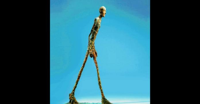 Uomo che cammina - Alberto Giacometti 1960