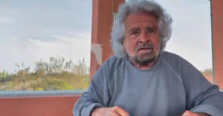 Il video di Beppe Grillo – Un'occasione irripetibile