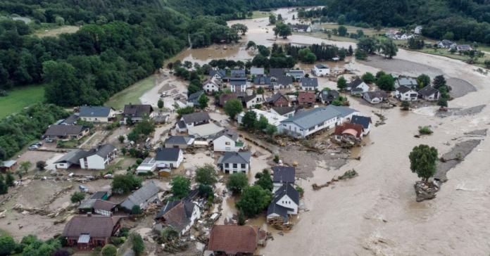 Alluvione in Germania