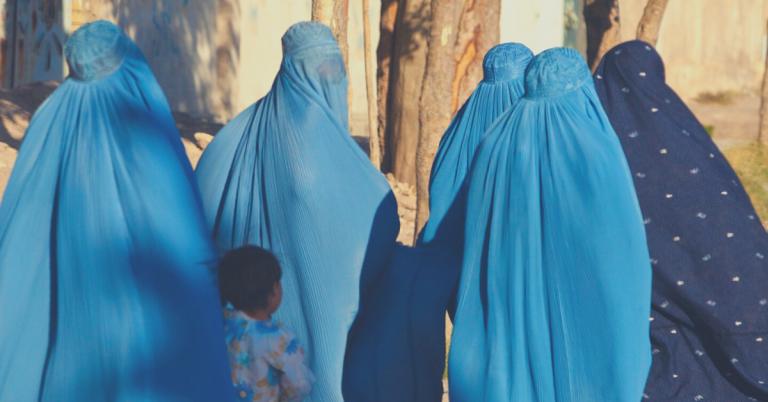 Una guerra per le donne afghane?