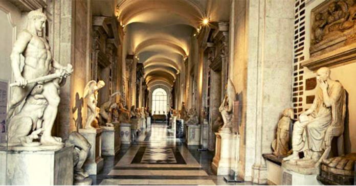 I Musei Capitolini, Roma