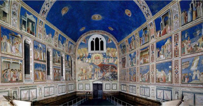 La Cappella degli Scrovegni, Padova